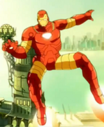 Anthony Stark (Earth-135263) from Fantastic Four World's Greatest Heroes Season 1 22 0002