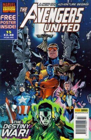 Avengers United Vol 1 15