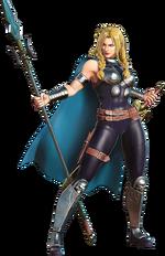 Brunnhilde (Earth-TRN765) from Marvel Ultimate Alliance 3 The Black Order 002