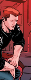 Cadet Randall (Earth-616) from The Cavalry S.H.I.E.L.D. 50th Anniversary Vol 1 1 001