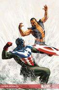 Captain America Vol 5 46 Textless