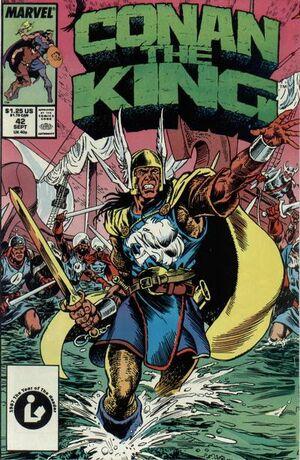 Conan the King Vol 1 42