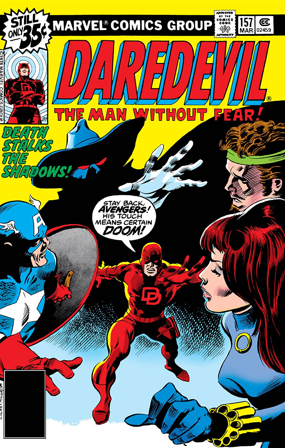 Daredevil Vol 1 157