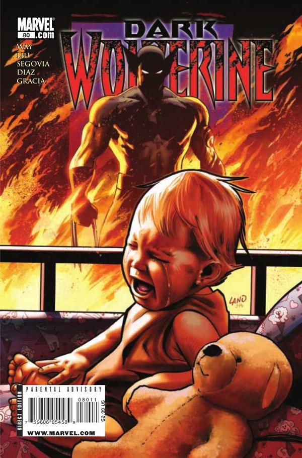 Dark Wolverine Vol 1 80