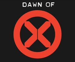 Dawn of X logo 002