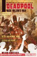 Deadpool Wade Wilson's War Vol 1 1 Textless