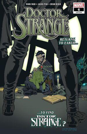 Doctor Strange Vol 5 6