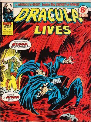Dracula Lives (UK) Vol 1 35
