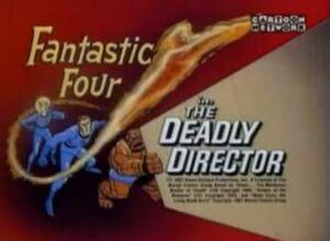 Fantastic Four (1967 animated series) Season 1 20 Screenshot