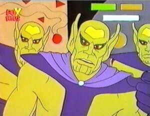 Fantastic Four (1978 animated series) Season 1 3 Screenshot