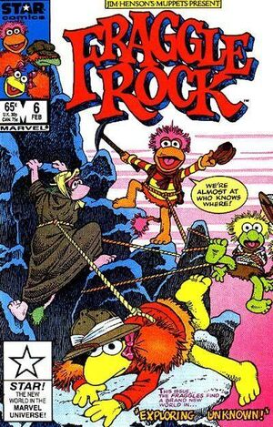 Fraggle Rock Vol 1 6
