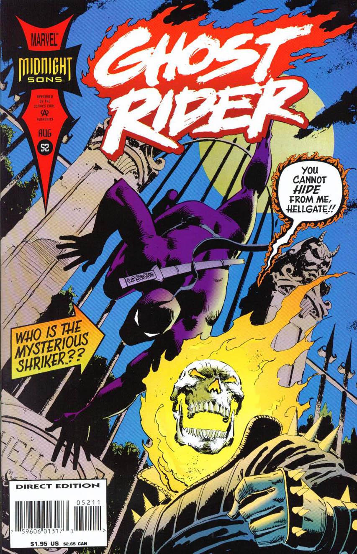 Ghost Rider Vol 3 52