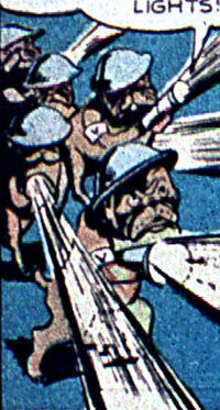 Guard Dogs (Nowhere) (Earth-616) from Marvel Mystery Comics Vol 1 46 0001