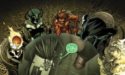 Hell Lords (Earth-616) from X-Infernus Vol 1 1 0001