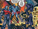 Horsemen of Apocalypse (Earth-295)