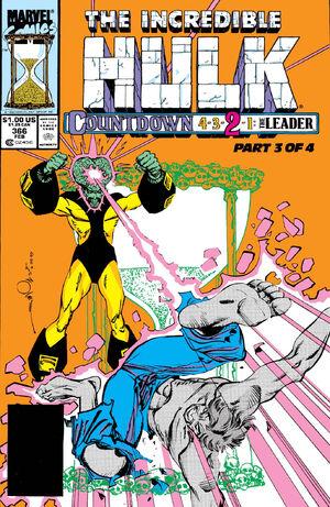 Incredible Hulk Vol 1 366