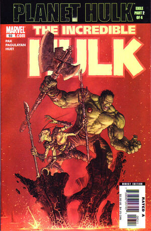 Incredible Hulk Vol 2 93