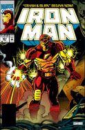 Iron Man Vol 1 301