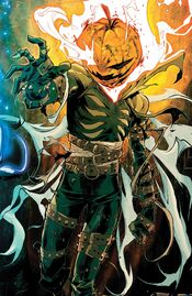Jack O'Lantern (Impostor II) (Earth-616) from Venom Vol 4 13 001
