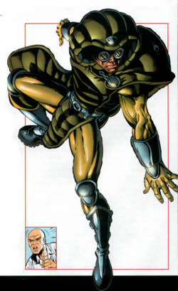Klaus Voorhees (Earth-616) from All-New Official Handbook of the Marvel Universe Update Vol 1 2 0001