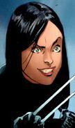 Laura Kinney (Earth-43312) from Venom Vol 2 13.3 001
