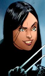 Laura Kinney (Earth-43312) from Venom Vol 2 13.3 001