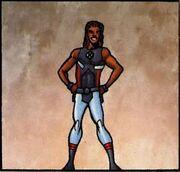Lazaro Kotikash (Earth-616) from New X-Men Academy X Yearbook Vol 1 1 0002