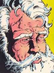 Lewis (Santa Claus) (Earth-616) from Marvel Fanfare Vol 1 1 001