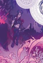 Madelyne Pryor (Earth-TRN727) from X-Men Blue Vol 1 35 001