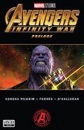 Marvel's Avengers Infinity War Prelude Vol 1 2