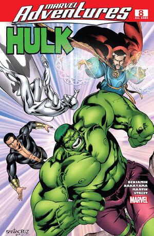 Marvel Adventures Hulk Vol 1 8