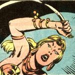 Naomi (Earth-616) from Conan the Barbarian Vol 1 179 001