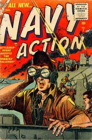 Navy Action Vol 1 7