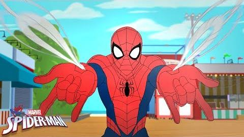 New Series! Marvel's Spider-Man Disney XD