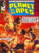 Planet of the Apes (UK) Vol 1 1