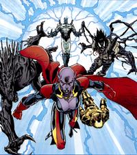 Praetorians (Earth-616) from X-Men Phoenix Force Handbook Vol 1 1 001