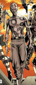 Sangre (Children of the Vault) (Earth-616) from X-Men Vol 2 191 0001