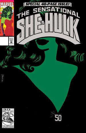 Sensational She-Hulk Vol 1 50