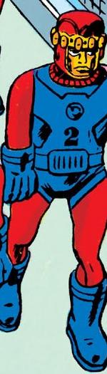 Sentinel 2 (Earth-616) from X-Men Vol 1 15 0001