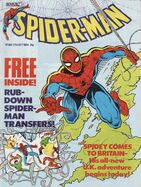 Spider-Man (UK) Vol 1 607