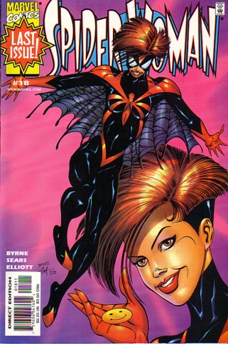Spider-Woman Vol 3 18