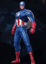 Steven Rogers (Earth-TRN012) from Marvel Future Fight 001