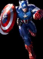 Steven Rogers (Earth-TRN789) from Marvel Super War