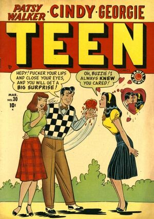 Teen Comics Vol 1 30