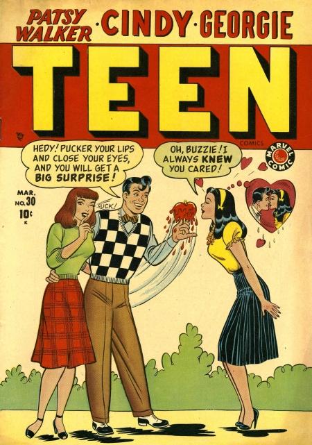 Teen Comics Vol 1 30