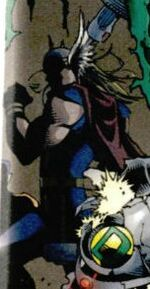 Thor Odinson (Earth-2021) from Marvel Universe Millennial Visions Vol 1 1 001