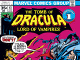 Tomb of Dracula Vol 1 61