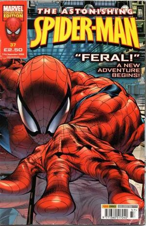 Astonishing Spider-Man Vol 2 37