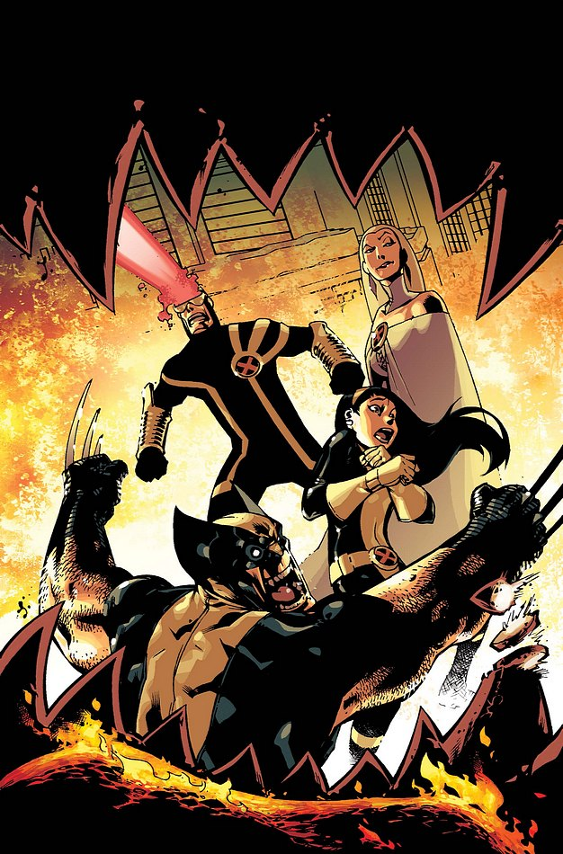 Astonishing X-Men Vol 3 37 Textless