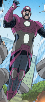 Bentley Wittman (Earth-8096) from Marvel Universe Avengers - Earth's Mightiest Heroes Vol 1 2 0001